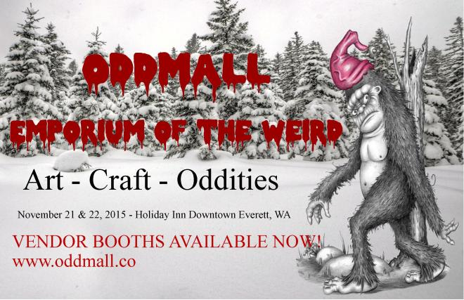 Holiday Show flyer for vendors