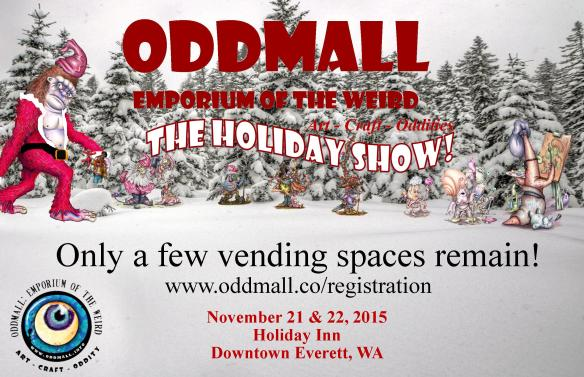 Holiday Show Banner for vendorsjuly