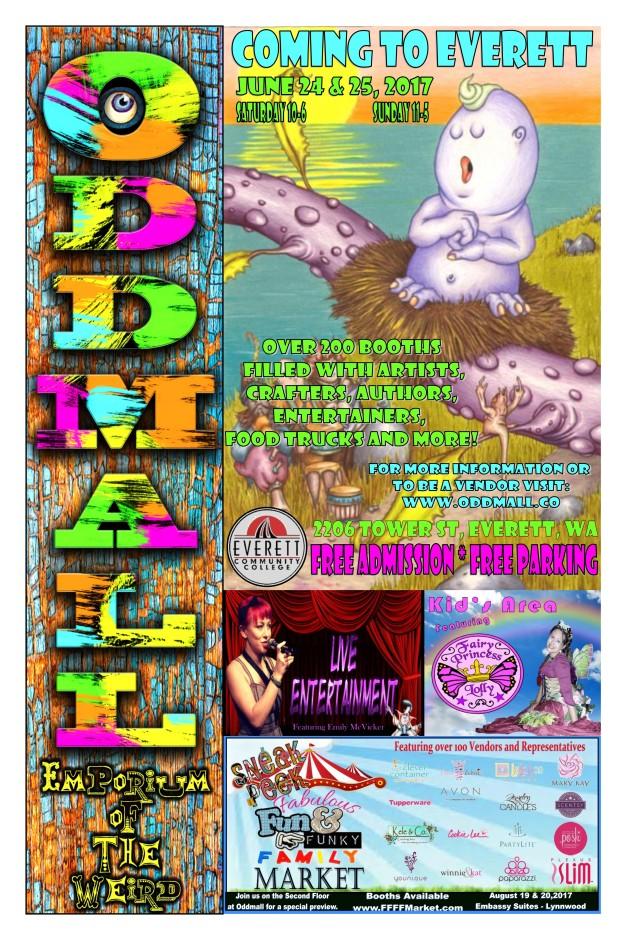 Everett Poster June