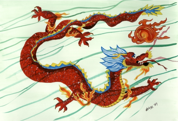 red dragon2