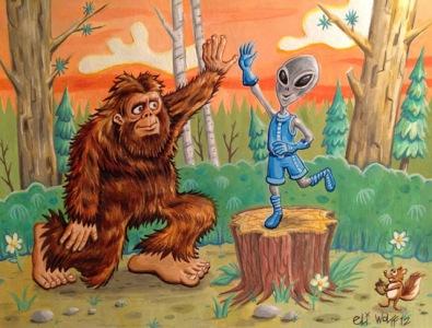 bigfoot_alien