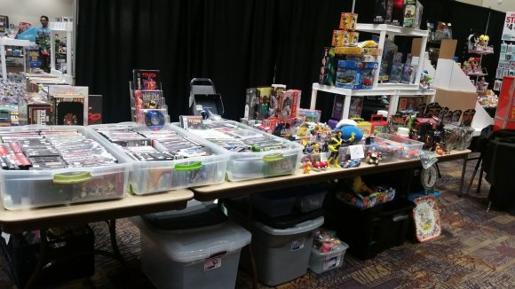 Greater Wenatchee Toy Show 2017