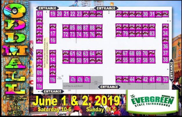 June 2019 Map
