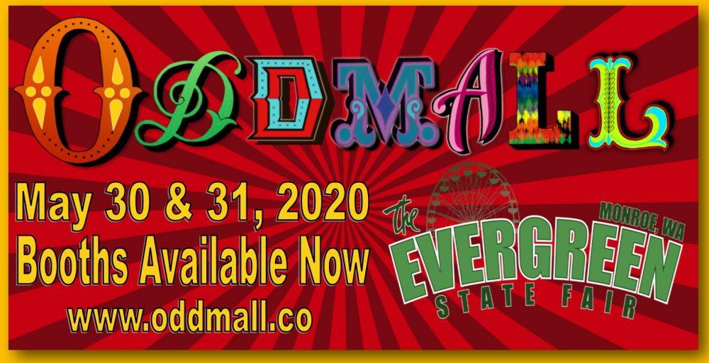 Nstate Fair Artist 2020.Oddmall Emporium Of The Weird Pnw Art Craft Oddity